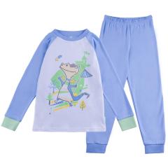 """Пижама для мальчика с принтом """"Дракоша"""""""